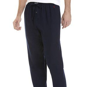 Polo Cotton Flannel Pajama Pants